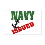 Navy Issued  Mini Poster Print