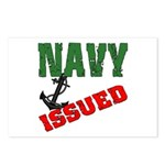 Navy Issued Postcards (Package of 8)