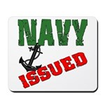 Navy Issued Mousepad