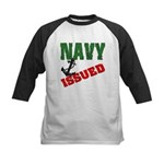 Navy Issued Kids Baseball Jersey