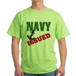 Navy Issued Green T-Shirt