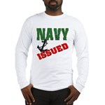 Navy Issued Long Sleeve T-Shirt
