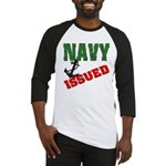 Navy Issued Baseball Jersey