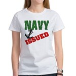 Navy Issued Women's T-Shirt