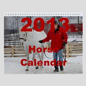 2013 Horse-Races.Net Horse Calendar
