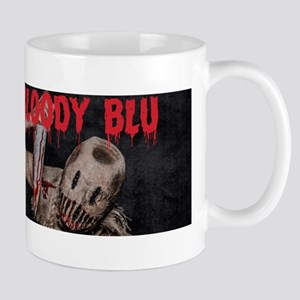 BloodyBlu.com Promo T-Shirt Mugs