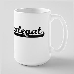 Paralegal Artistic Job Design Mugs