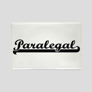 Paralegal Artistic Job Design Magnets
