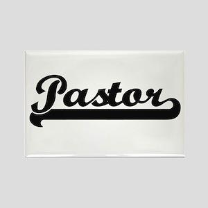 Pastor Artistic Job Design Magnets