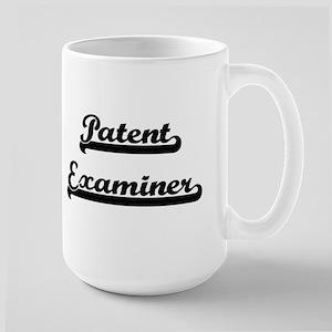 Patent Examiner Artistic Job Design Mugs