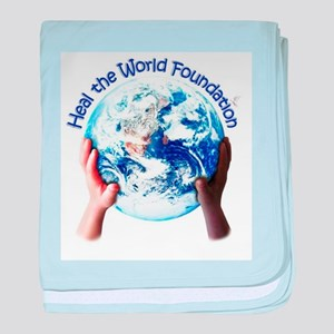HEAL THE WORLD FOUNDATION baby blanket