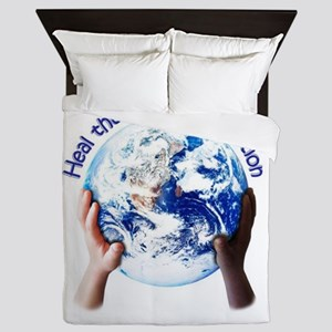 HEAL THE WORLD FOUNDATION Queen Duvet