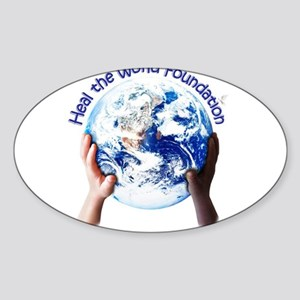 HEAL THE WORLD FOUNDATION Sticker