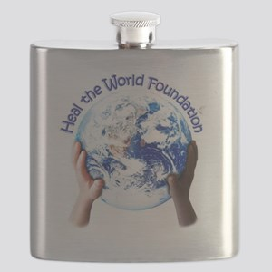 HEAL THE WORLD FOUNDATION Flask
