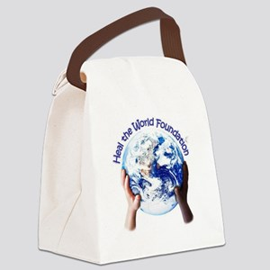 HEAL THE WORLD FOUNDATION Canvas Lunch Bag
