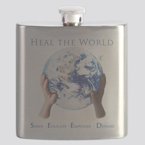 HEAL THE WORLD Flask