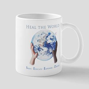 HEAL THE WORLD Mugs