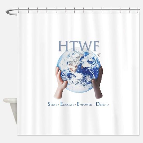 HTWF Shower Curtain