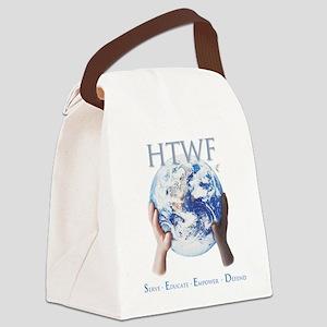 HTWF Canvas Lunch Bag