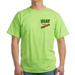 USAF Issued Green T-Shirt