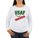 USAF Issued Women's Long Sleeve T-Shirt