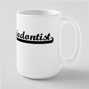 Periodontist Artistic Job Design Mugs