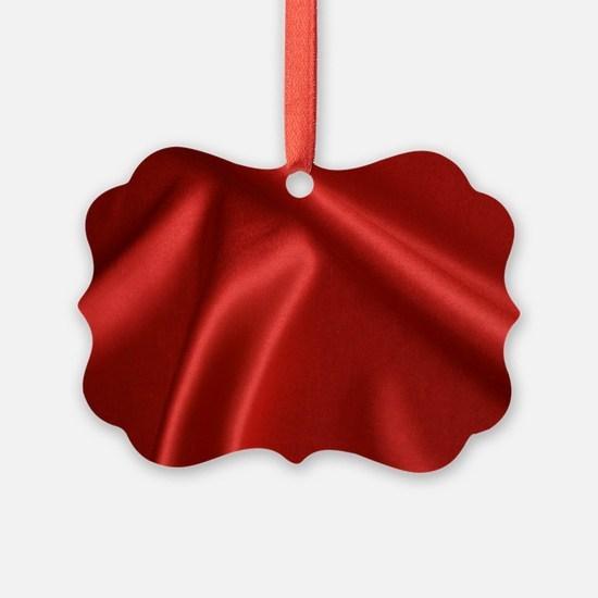Cute Satin Ornament