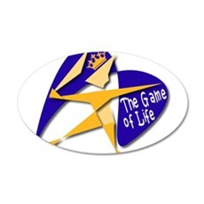 THE GAME OF LIFE Wall Decal