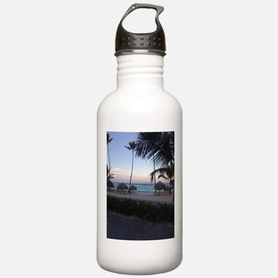 Punta Cana Beach at Su Water Bottle