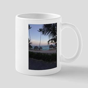 Punta Cana Beach at Sunset Mugs
