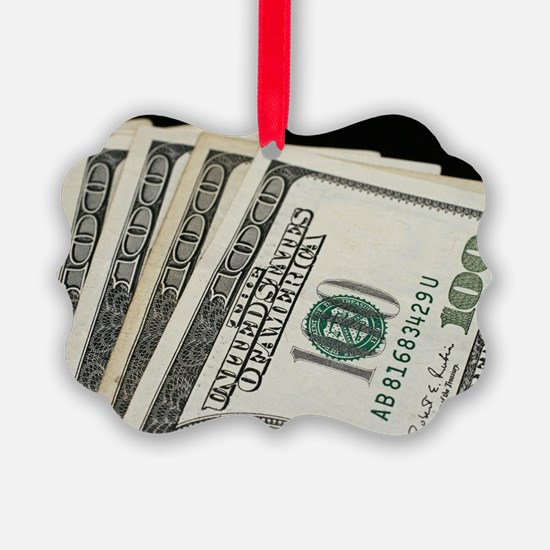 Funny Cash Ornament