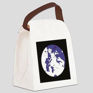 EU Flag Canvas Lunch Bag