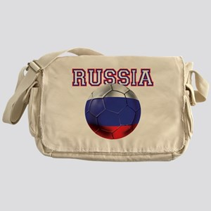 Russian Football Messenger Bag