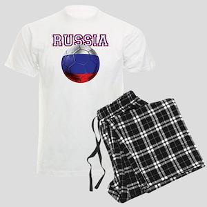 Russian Football Men's Light Pajamas
