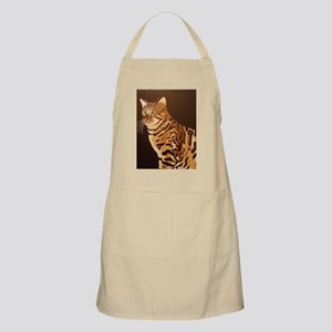 Bengal Kitty Apron
