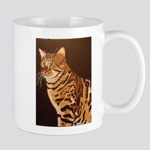 Bengal Kitty Mugs