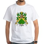 Paillet Family Crest White T-Shirt