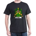 Paillet Family Crest Dark T-Shirt