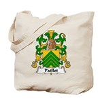 Paillet Family Crest Tote Bag