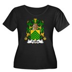 Paillet Family Crest Women's Plus Size Scoop Neck