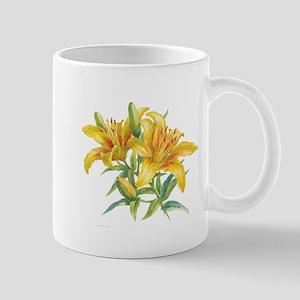 Yellow Daylilies Mug
