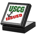 USCG Issued Keepsake Box
