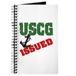 USCG Issued Journal