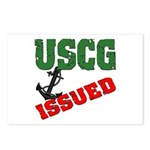 USCG Issued Postcards (Package of 8)