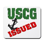 USCG Issued Mousepad