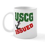 USCG Issued Mug