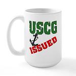 USCG Issued Large Mug