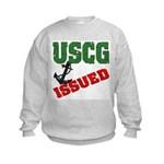 USCG Issued Kids Sweatshirt
