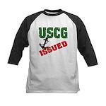 USCG Issued Kids Baseball Jersey