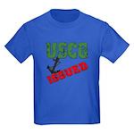 USCG Issued Kids Dark T-Shirt